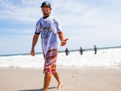 Will Skudin Helping Visually Impaired to Surf