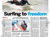 Surfing to Freedom