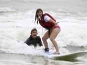 Blind Surfing